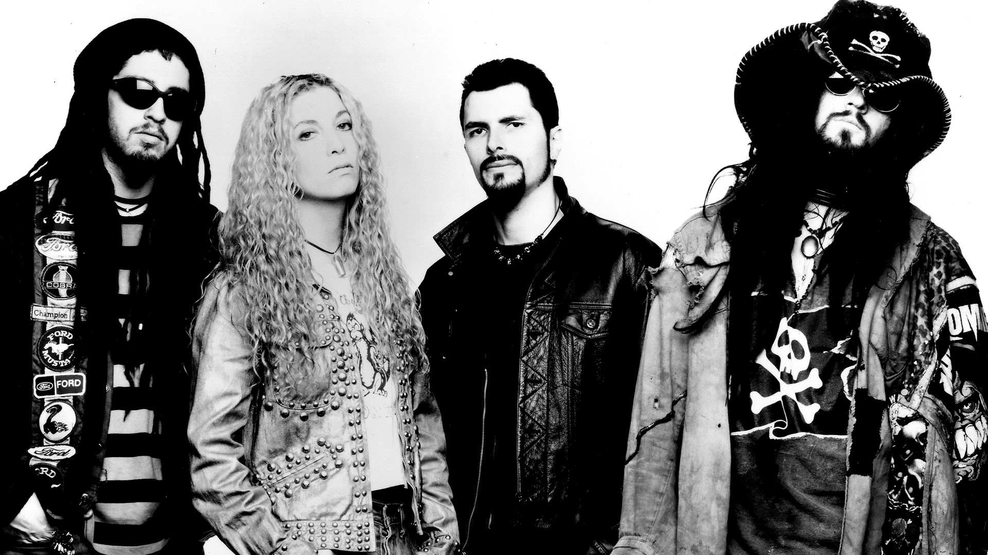 """See White Zombie """"Blow the Roof Off"""" 'Letterman' With """"More Human"""" in 1995  