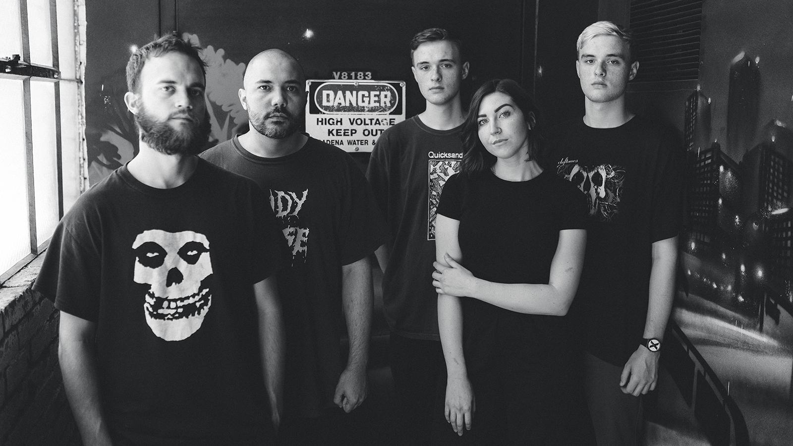 "Hear Year of the Knife's New Metallic Hardcore Ripper ""Manipulation Artist"""