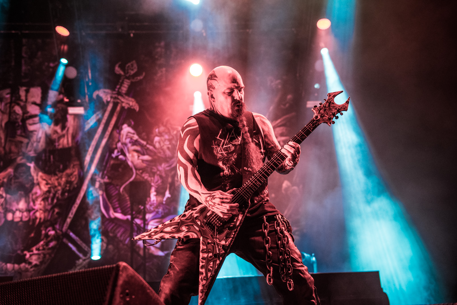 Slayer Announce 'The Repentless Killology' Film and Live Album