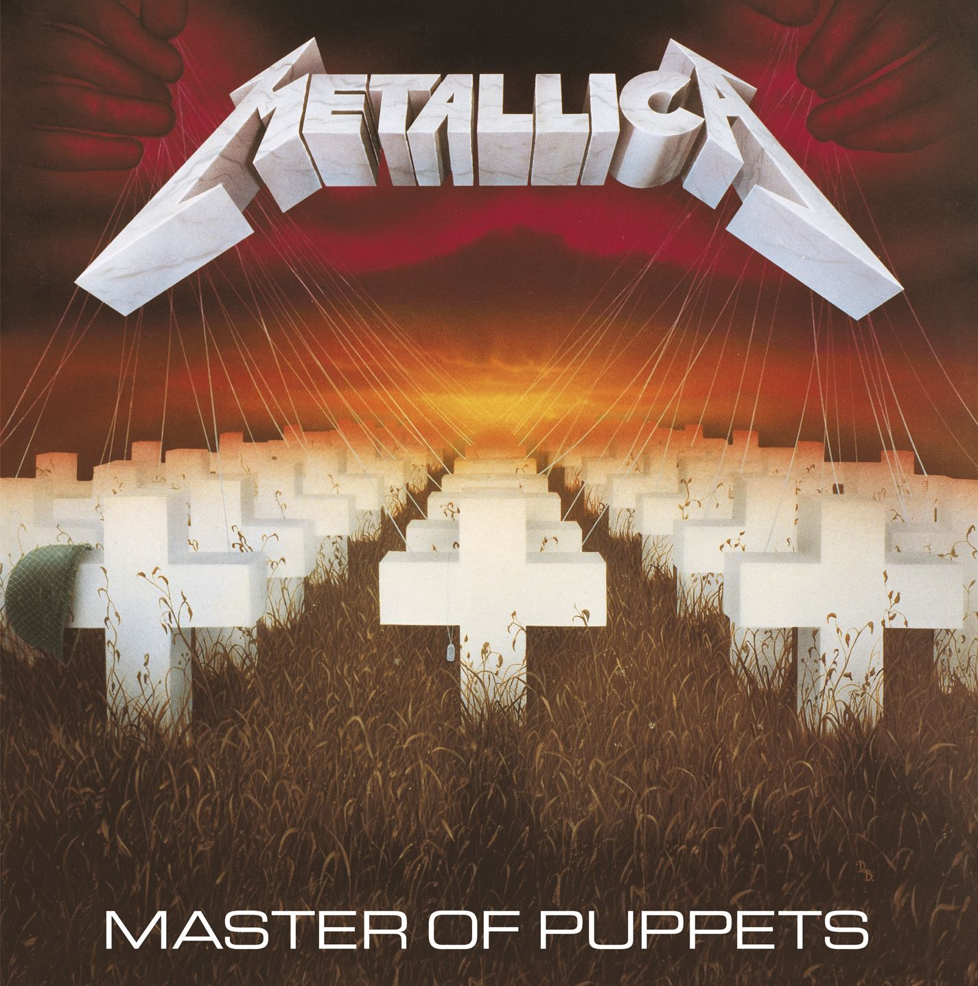 Metallica S Master Of Puppets The Story Behind The