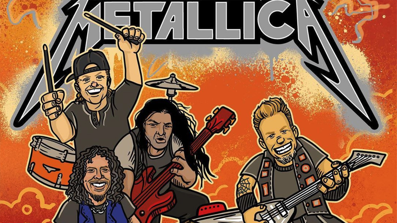 'The ABCs of Metallica': Get First Look at Cliff Burton Pages in New Authorized Book