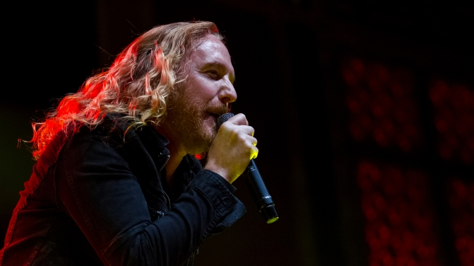dark tranquillity 2018 GETTY LIVE, Miikka Skaffari/Getty Images