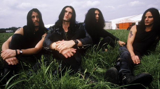 type o negative 1995 GETTY, Mick Hutson/Redferns