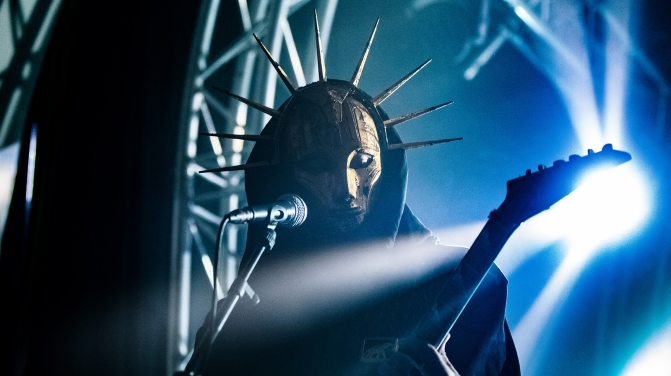 "imperial triumphant Zach ""Ilya"" Ezrin GETTY 2019, Gonzales Photo/Peter Troest/PYMCA/Universal Images Group via Getty Images"