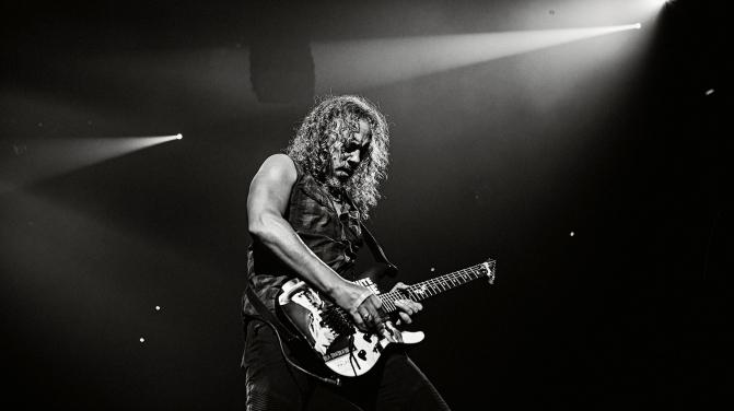 Kirk Hammett Jimmy Hubbard, Jimmy Hubbard