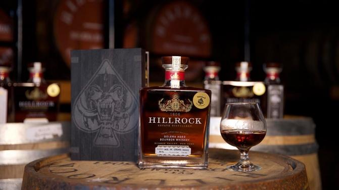 motorhead whiskey product shot