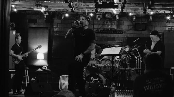 Mudvayne Rehearsal Screen
