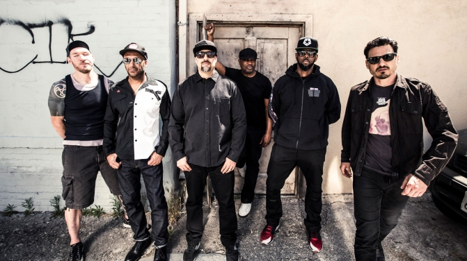 Prophets of Rage 2017 Press, Travis Shinn