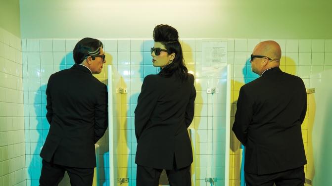 puscifer urinals SHINN 2020 USE, Travis Shinn