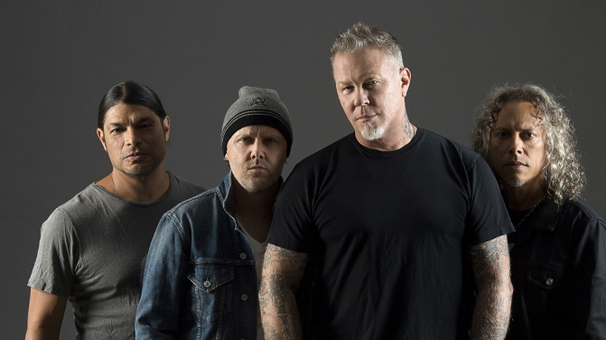 metallica PRESS 2017, Ross Halfin
