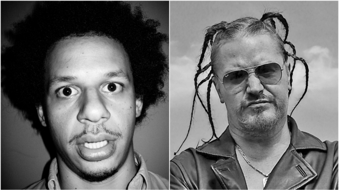 eric andre mike patton split