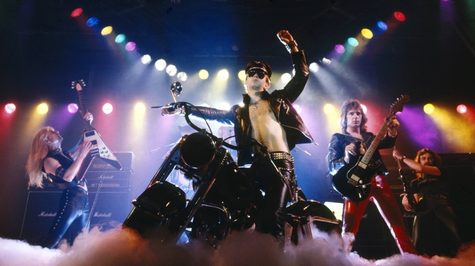 judas priest GETTY unleashed in the east, Fin Costello/Redferns