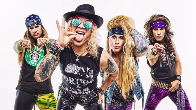 steel panther PRESS