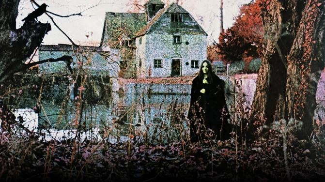 black sabbath first album cover art