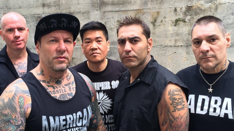 agnostic front PRESS 2019