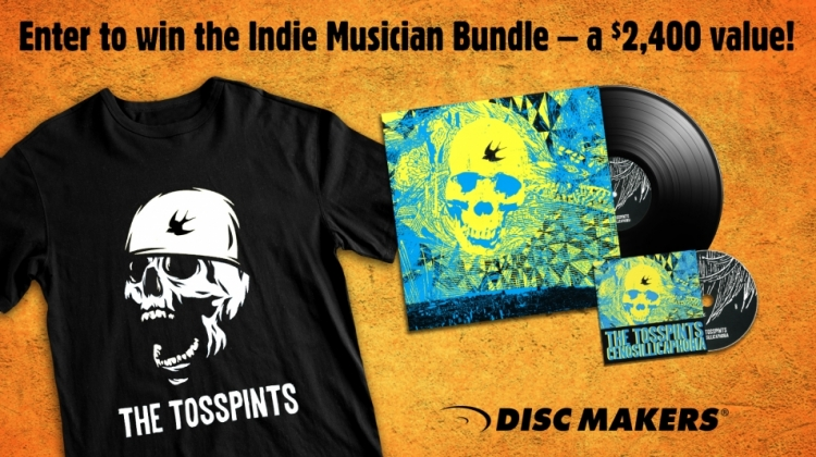 d1ce09e93 Win a Custom Order of Vinyl, CDs and Merch for Your Band! | Revolver
