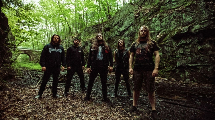 Black Dahlia Murder 2017 Press Photo