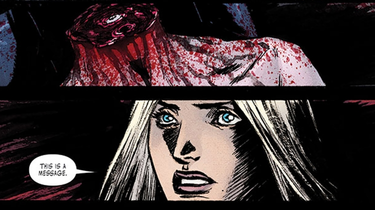 carnifex graphic novel lead