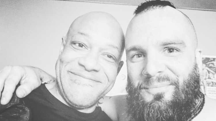 Jesse Leach Howard Jones
