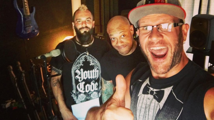 Killswitch Engage Howard Jones Insta