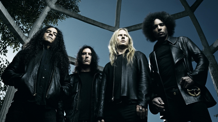 alice in chains 2009 PRESS