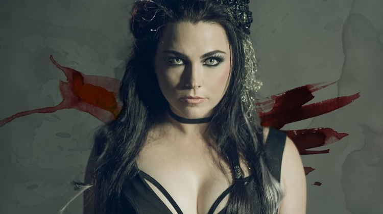 Amy lee evanescence PRESS