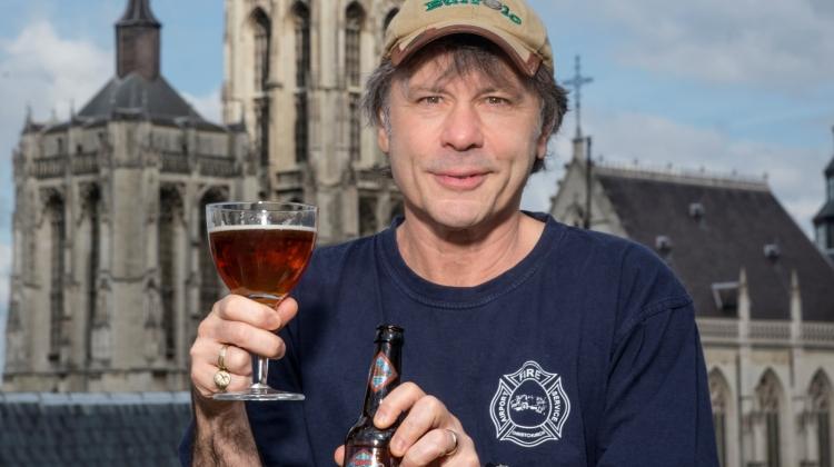 bruce dickinson beer, John McMurtrie