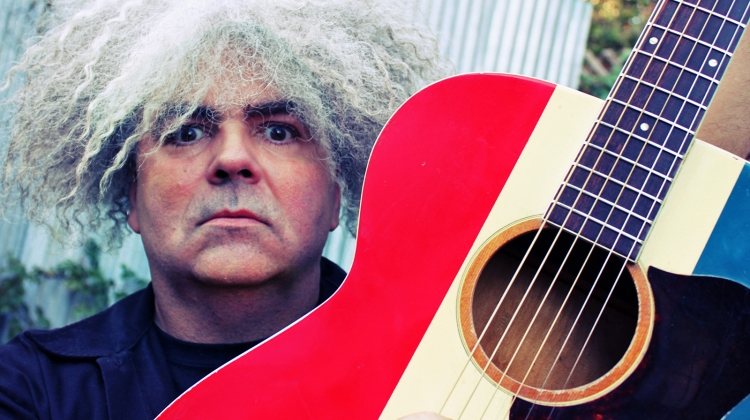 buzz osborne 2014 PRESS, Mackie Osborne