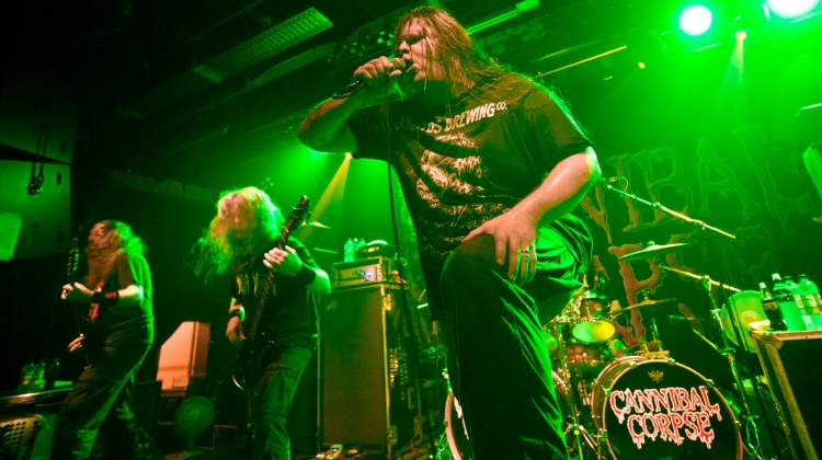 cannibal corpse 2015 GETTY b, Frank Hoensch / Redferns / Getty