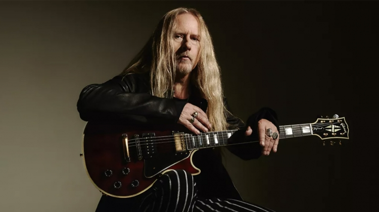 jerry cantrell solo PRESS GIBSON 2021, Gibson