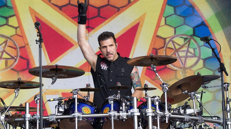 charlie-benante- anthrax getty-2016-miikka-skaffari, Miikka Skaffari/Getty Images