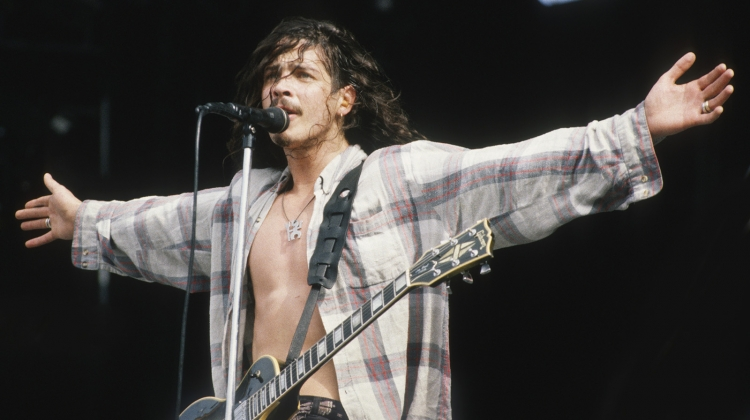 Chris Cornell sound garden 1992 GETTY, Gie Knaeps / Getty Contributor