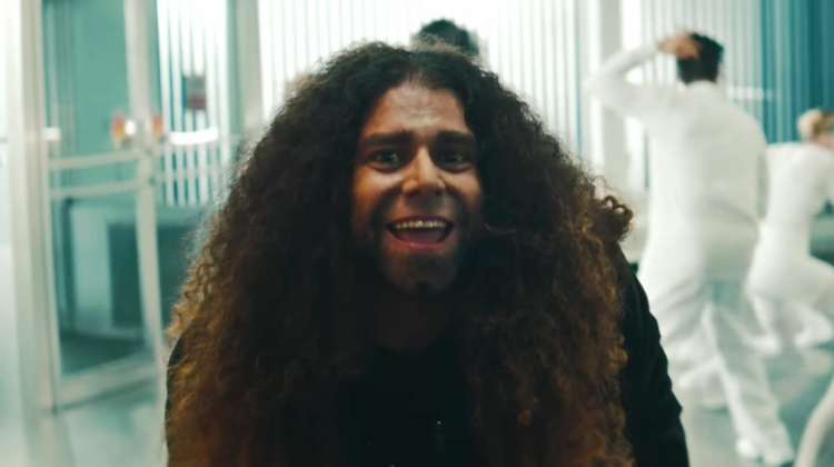 coheed and cambria video still