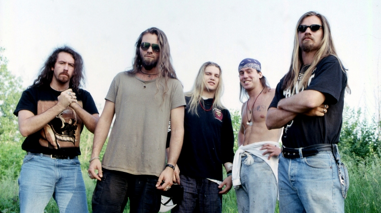 "Broken Bones, ""Apeshit"" Sessions: Corrosion of Conformity Talk Pivotal 'Blind' LP"