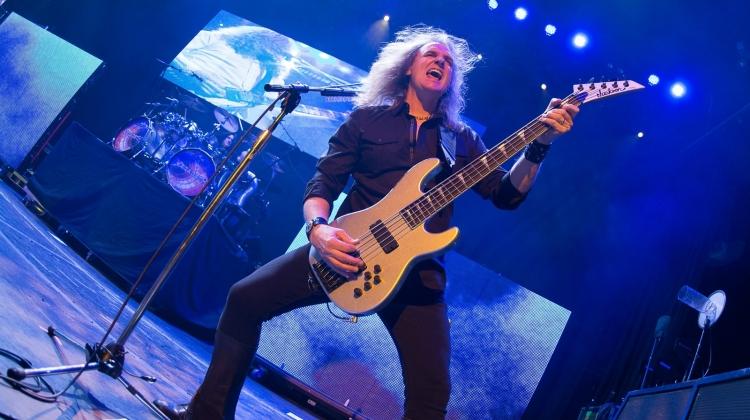 David Ellefson Megadeth Live Dave Kotinsky Getty Images, Dave Kotinsky/Getty Images
