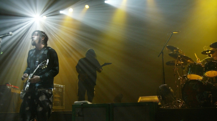 Deftones Live 2003 Getty Jason Squires, Jason Squires/Getty Images