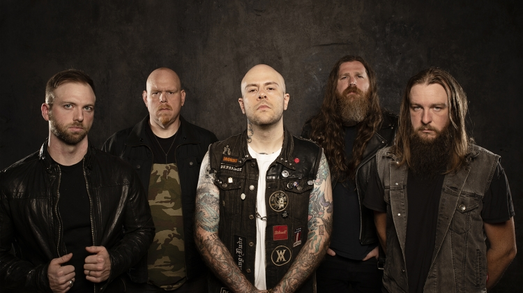 demon hunter 2019 PRESS
