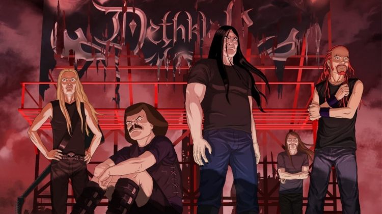 dethklok PRESS