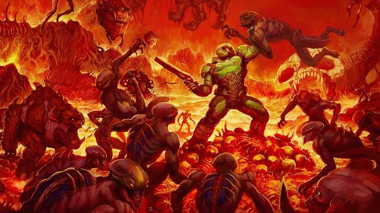 doom 2016 video game