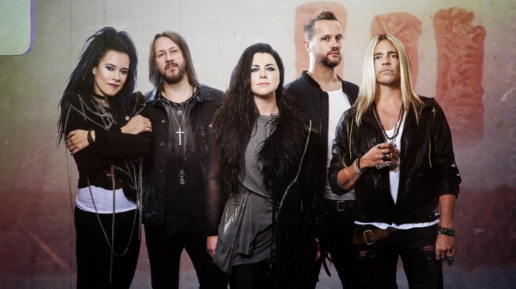 evanescence 2020 PRESS