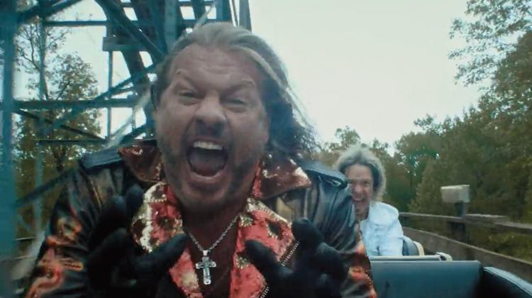 Chris Jericho Fozzy Rollercoaster still