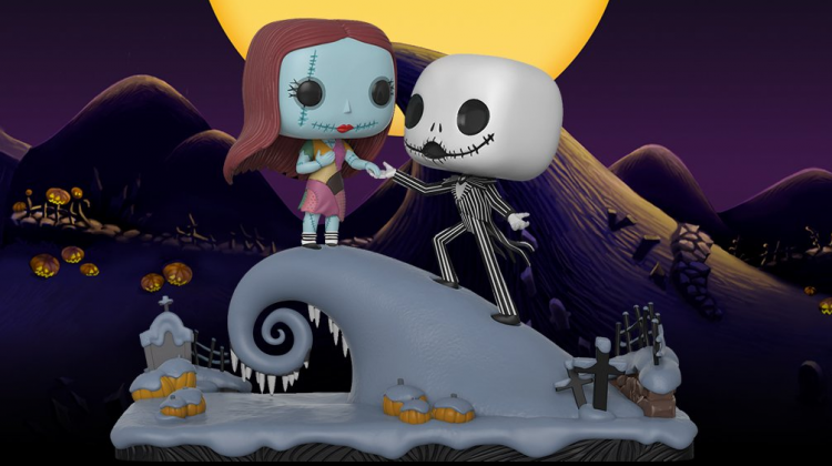 funko nightmare before christmaspng - When Did Nightmare Before Christmas Come Out