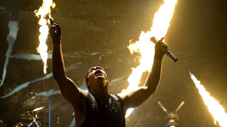 rammstein 2009 GETTY, Rob Verhorst/Redferns