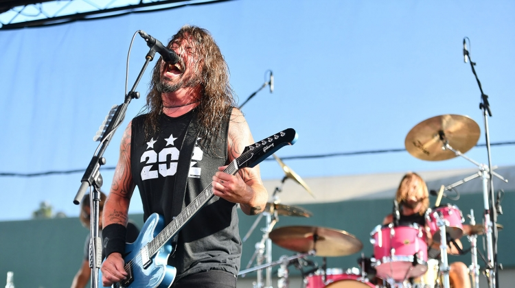 foo fighters GETTY 2018, Scott Dudelson/Getty Images