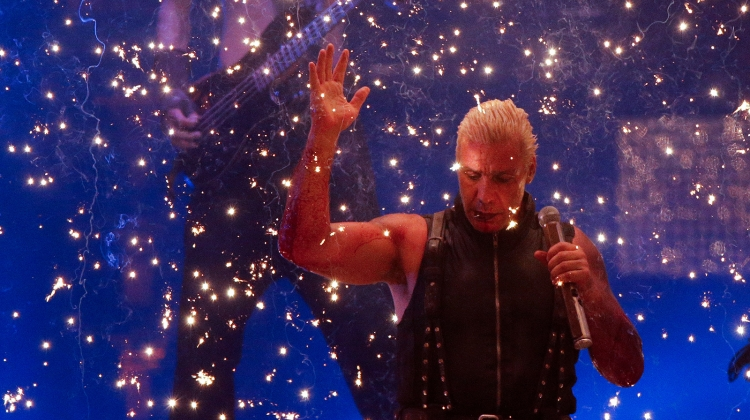 rammstein GETTY 2013, Axel Heimken/picture alliance via Getty Images