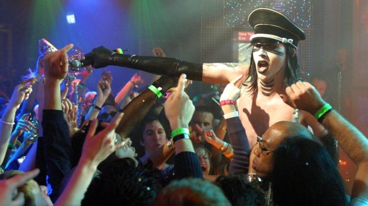 Marilyn Manson GETTY 2000, KMazur/WireImage