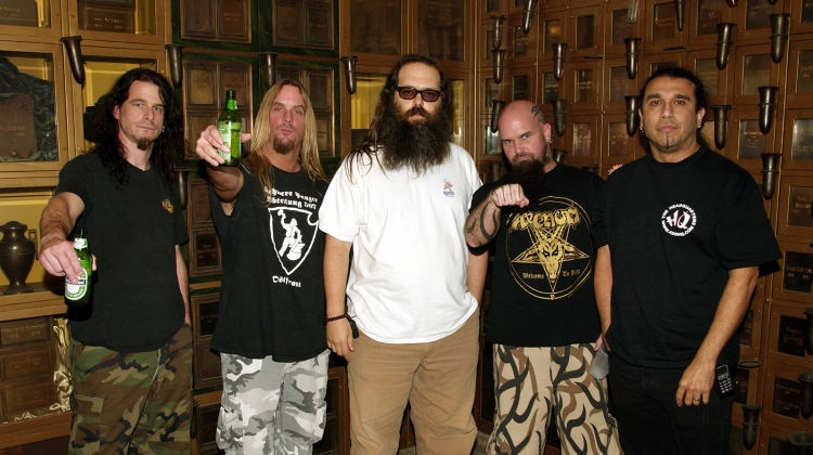 slayer rick rubin GETTY, L. Cohen/WireImage