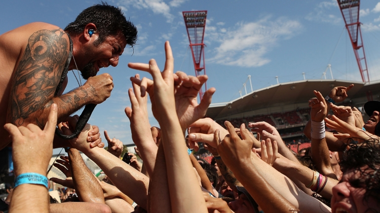 deftones chino moreno GETTY, Mark Metcalfe/Getty Images