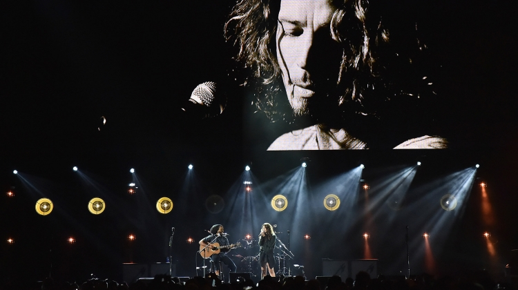 toni cornell ziggy marley chris cornell tribute, Jeff Kravitz/FilmMagic
