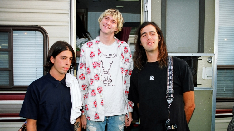 nirvana 1992 GETTY, Jeff Kravitz/FilmMagic